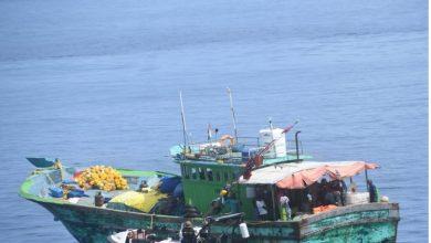 ICG: Indomitable courage of Indian Coast Guard jawans in Karnataka maritime border, rescuing 11 fishermen in flames