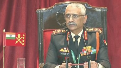 Indian Army: Army Chief Narwane expressed apprehension, said - Pakistan and China together can become a big threat to the country ...!