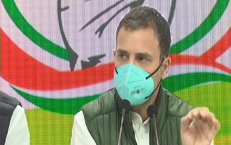 Rahul Gandhi ने कृषि कानूनों पर जारी की बुकलेट, कही ये बात
