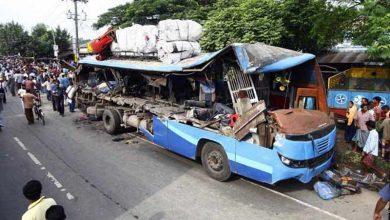 बंगलादेश में सड़क दुर्घटना में छह की मौत, 50 से अधिक घायल