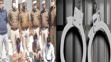 Rajasthan : चित्तौड़ में हिंदुस्तान जिंक प्लांट से 10 लाख के जिंक कैल्साइन की चोरी करते तीन लोगों को पुलिस ने गिरफ्तार किया