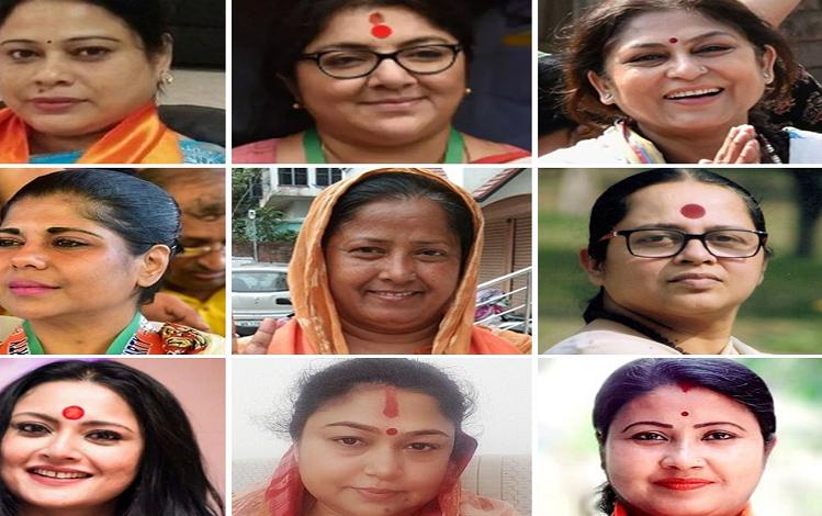 West Bangal : विधानसभा चुनावों की घोषणा के साथ ही बंगाल में छिड़ा पोस्टर वॉर, टीएमसी और बीजेपी के बीच बुआ और बेटी की लड़ाई !