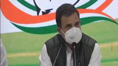 Rahul Gandhi said this big thing about RSS