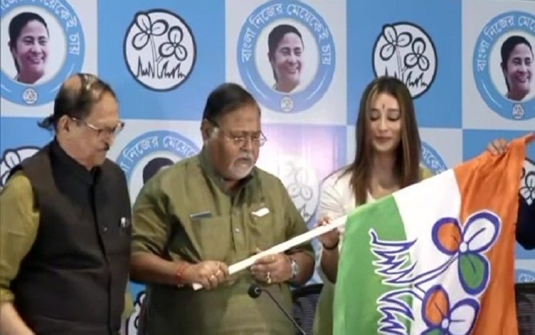 West Bengal: This actress joined TMC before assembly elections