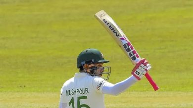 Bangladesh scored a mountain of runs in the first test