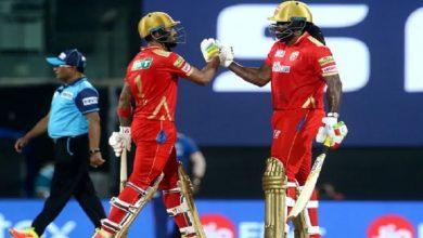 IPL-14: Five-time champions Mumbai Indians lost to Punjab Kings