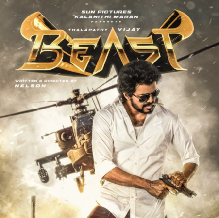 BEAST starrer Thalapathy treats fans with fascinating poster on his birthday