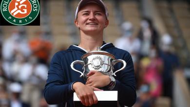 French Open 2021 Womens Singles Final : 25 साल की क्रेजीकोवा ने लाल बजरी पर टेनिस के प्रशंसकों को 'क्रेजी' कर दिया, फ्रेंच ओपन जीतने वालीं चैक रिपब्लिक की दूसरी खिलाड़ी बनीं, रोलां गैरों पर खिताब जीतने वाली तीसरी गैर वरीय खिलाड़ी