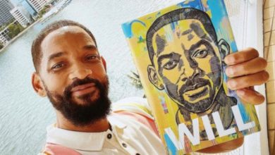 Will Smith reveals title, cover of his upcoming memoir
