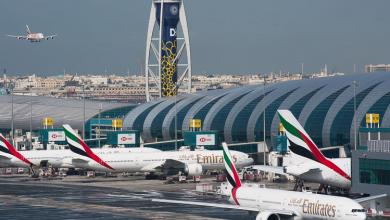 दुबई इंटरनेशनल एयरपोर्ट पर टकराए दो विमान, हादसे में कोई हताहत नहीं, विमान का पिछला हिस्सा क्षतिग्रस्त