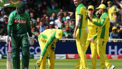 बांग्लादेश दौरे पर 5 ट्वेंटी-20 मैच खेलेगी ऑस्ट्रेलिया, तीन अगस्त को खेला जाएगा पहला ट्वेंटी-20 मैच