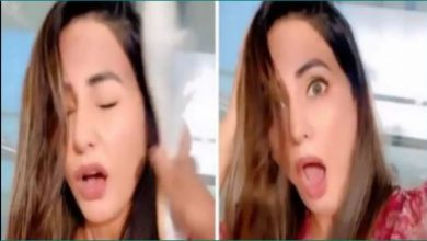 Hina Khan gets beaten by mom