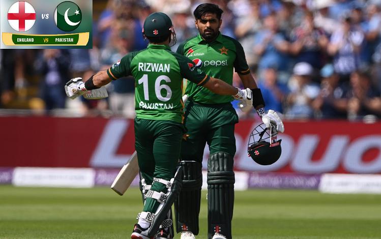 PAK v/s ENG 3rd ODI : कप्तान बाबर आजम ने 158 रन की विस्फोटक पारी खेलकर वनडे में लगाया 14वां शतक, इंग्लैंड के सामने 332 रनों का पहाड़ सा लक्ष्य, कार्स ने झटके 5 विकेट