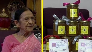 पति को खोने के बाद 87 साल की उम्र में कोरोना पीड़ितों को मुफ्त में भोजन खिला रही हैं दिल्ली की उषा, लोग कह रहे हैं- मां तुझे सलाम
