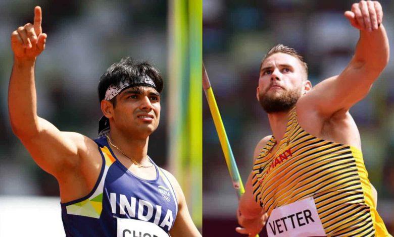 विश्व के नंबर 1 खिलाड़ी 'योहानस वेट्टर' ने कहा था- ओलंपिक में नीरज मुझे कभी नहीं हरा पाएगा!, नीरज की रैंकिंग 2 है