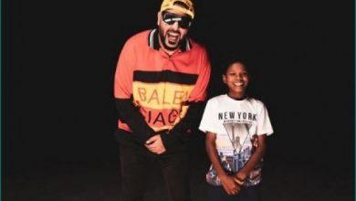 Rapper Badshah and Sahdev