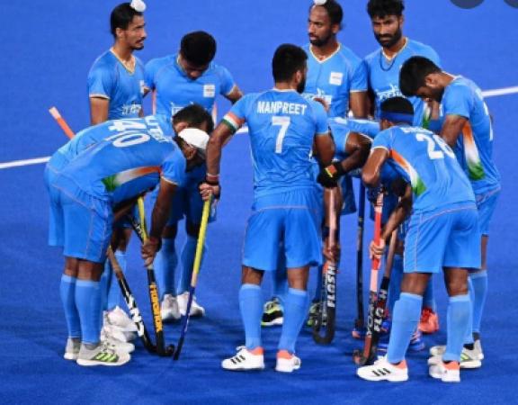 Tokyo Olympics: भारत की पुरुष हॉकी टीम के सेमीफाइनल में हारने से सोने का सपना टूटा