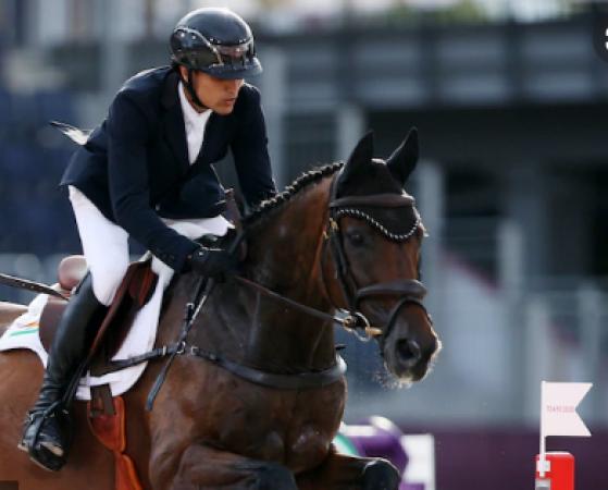 Tokyo Olympics 2020: घुड़सवारी फ़ौआद मिर्ज़ा ने व्यक्तिगत इवेंट फ़ाइनल के लिए क्वालीफाई किया