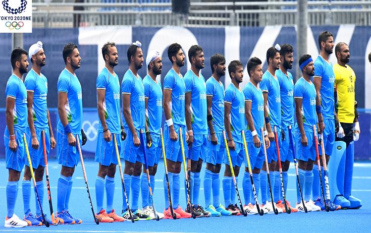 Tokyo Olympics 2020 Hockey : क्वार्टर फाइऩल मैच में भारतीय हॉकी टीम ने ग्रेट ब्रिटेन पर बनाया शुरुआती दबदबा, मैच के 7वें और 16वें मिनट में किए गोल, भारत 2-0 से आगे