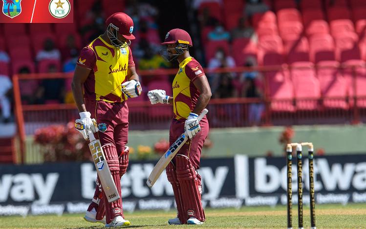 WI v/s PAK 3rd T-20 : बारिश के कारण तीसरे ट्वेंटी-20 मैच में रुकावट, वेस्टइंडीज ने 1.2 ओवर में बनाए 15 रन, आंद्रे फ्लेचर और क्रिस गेल क्रीज पर