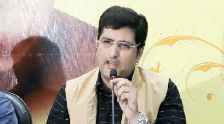 भाजपा ने कहा-पिछले वर्ष की तुलना में राजस्व आय 1226.23 करोड़ रुपए घटी