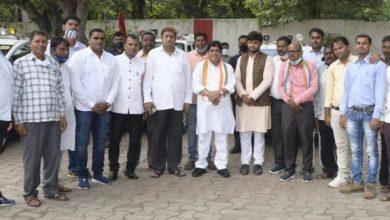 नवा रायपुर के 41 गांव की बदलेगी तस्वीर, विकास कार्यों के लिए मंत्री अकबर ने दिए 10-10 लाख रुपए