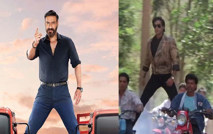 अजय देवगन ने रीक्रिएट किया'फूल और कांटे'वाला स्टंट