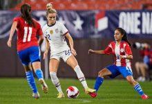 कार्ली लॉयड ने पांच गोल दागे, अमेरिका ने पराग्वे को 9-0 से शिकस्त दी