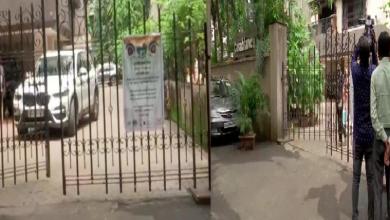 बॉलीवुड अभिनेता सोनू सूद के घर लगातार दूसरे दिन आयकर विभाग की टीमें मौजूद, जूहू आफिस, लोखंडवाला घर सहित 6 ठिकानों पर कल किया था सर्वे