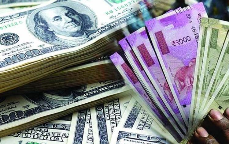 शुरुआती कारोबार में अमेरिकी डॉलर के मुकाबले रुपया 11 पैसे टूटा