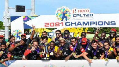 सेंट किट्स एंड नेविस ने आखिरी गेंद पर सेंट लूसिया को हराकर सीपीएल खिताब जीता