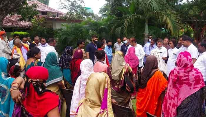कवर्धा: गोस्वामी समाज के 67 सहित, करीब 81 लोगों ने किया कांग्रेस प्रवेश