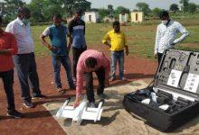स्वामित्व योजना के तहत कबीधाम जिले का चयन, केन्द्र से पहुंची दस सदस्यीय टीम