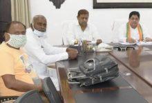 नवा रायपुर के किसानों की सुलझेगी समस्या, मंत्री अकबर ने दिए कार्रवाई के निर्देश