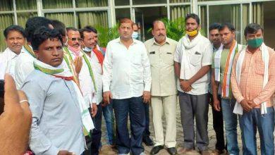 कबीरधाम: ग्राम सोनबरसा के ग्रामीणों ने किया कांग्रेस प्रवेश