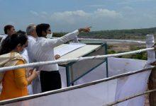 खाली पड़ी खदान पर मानव निर्मित जंगल बनाने के कार्य को CM भूपेश ने सराहा