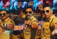 अक्षय कुमार की फिल्म 'सूर्यवंशी' का गाना' आइला रे आइला' रिलीज