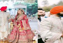 पंजाबी स्टार परमिश वर्मा और गीत बंधे शादी के बंधन में, देखें जोड़ी की खूबसूरत तस्वीरें
