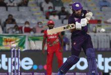 स्कॉटलैंड आठ विकेट की जीत से सुपर 12 के ग्रुप दो में बनाई जगह