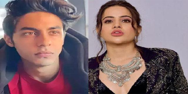 Bollywood के कई सितारों के बाद अब Aryan Khan के समर्थन में आई urfi javed
