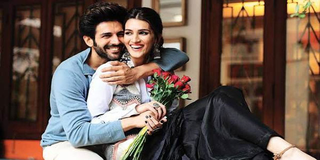"""Kartik Aaryan और Kriti Sanon की फिल्म """"शहजादा"""" की शूटिंग शुरू"""