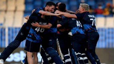 Namibia ने रचा इतिहास, Ireland को 8 विकेट से हराकर पहुंची सुपर 12 में