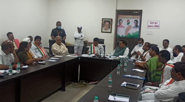 कार्यकारिणी की बैठक में पुनिया ने दिया सत्ता और संगठन के तालमेल पर जोर