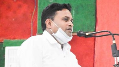 भाजपा ने अपने राजनैतिक लाभ के लिए कवर्धा में अशांति फैलाने का प्रयास किया – चंद्रवंशी